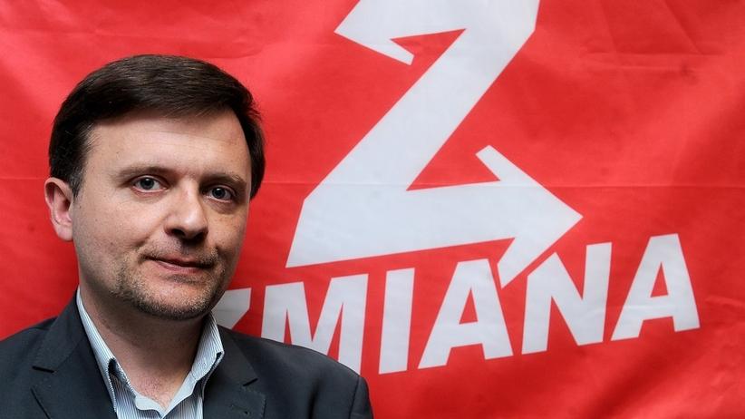 Oskarżony o szpiegostwo Mateusz Piskorski może wyjść z aresztu. Musi wpłacić 300 tys. zł