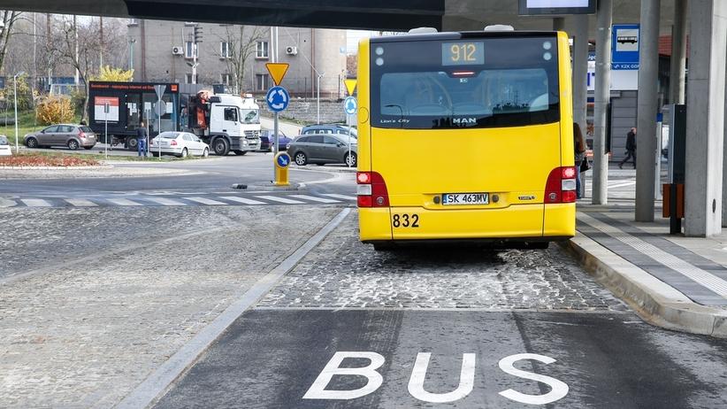 """""""Pożyczył"""" autobus z zajezdni, żeby dojechać do domu. Jest zatrzymany"""