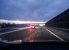 UWAGA KIEROWCY! Szklanka na drogach. IMGW ostrzega