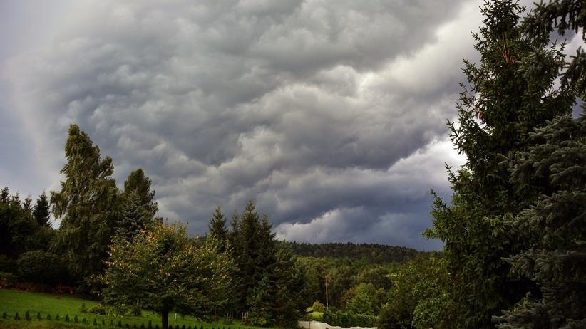 Ostrzeżenia IMGW przed burzami z gradem