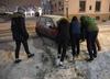 Ostrzeżenia IMGW. Alert pogodowy w związku z obfitymi opadami śniegu