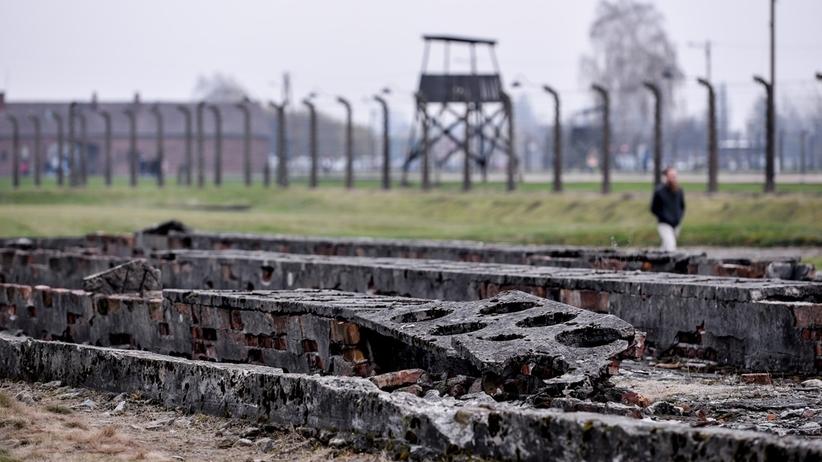 Oświęcim. Obcokrajowcy próbowali wynieść cegły z Muzeum Auschwitz