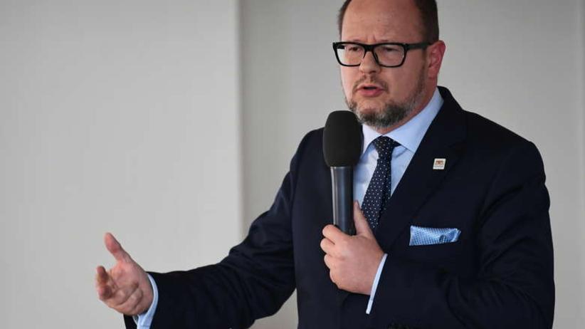"""Adamowicz będzie miał ulicę w Pradze. """"Godna dziedzictwa wybitnego polityka"""""""