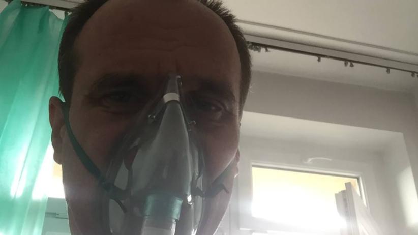 Paweł Kukiz w szpitalu. Poseł zdradza, co mu dolega