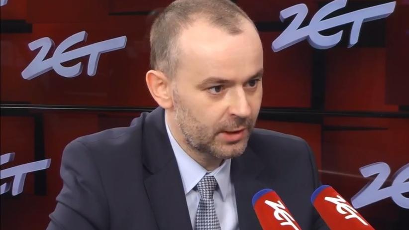 Paweł Mucha w Radiu ZET: Prezydent zdecydowanie reaguje na to, co się dzieje, rozmawiał z prezydentem Poroszenką