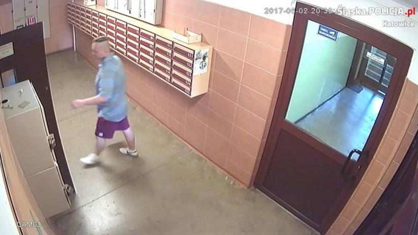 Pedofil w Katowicach molestował 10-latkę w windzie. Szuka go policja