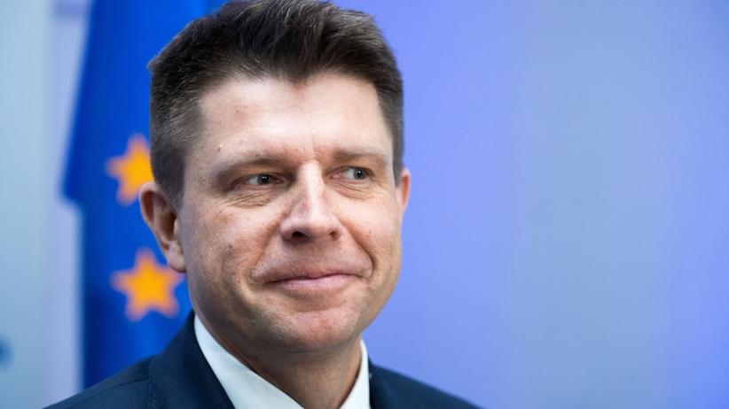 Petru skomentował kryzys w Cieśninie Kerczeńskiej. Pomylił nazwę... morza