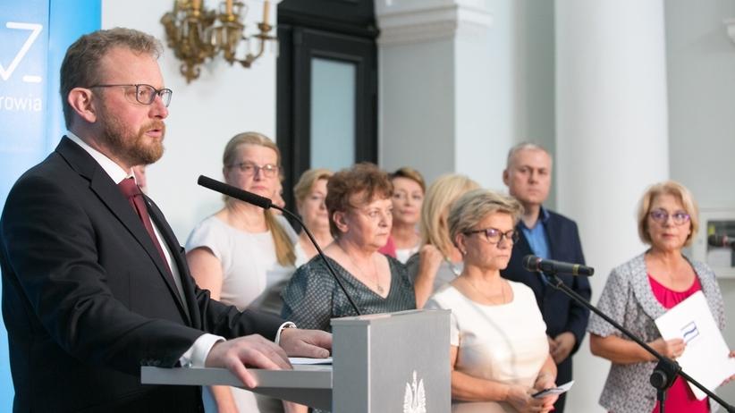 Pielęgniarki i położne podpisały poozumienie z Ministerstwem Zdrowia