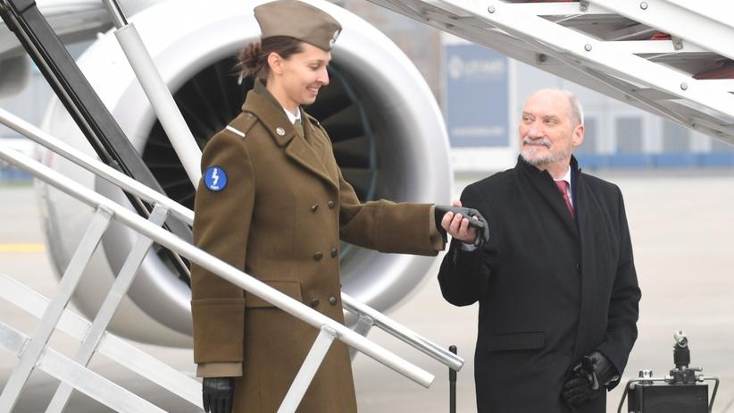 Pierwszy Boeing 737 dla VIP-ów wylądował w Bazie Lotnictwa Transportowego