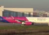 Piorun trafił w samolot WizzAir lecący z Warszawy do Brukseli. Pilot zawrócił