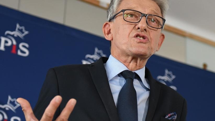 Piotrowicz: Jestem ofiarą stanu wojennego