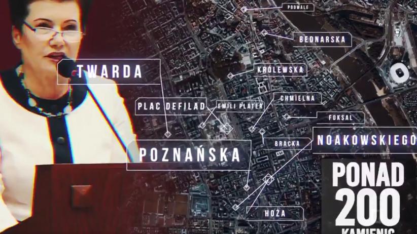 PiS zaprezentowało nowy spot. Mocne uderzenie w Hannę Gronkiewicz-Waltz [WIDEO]