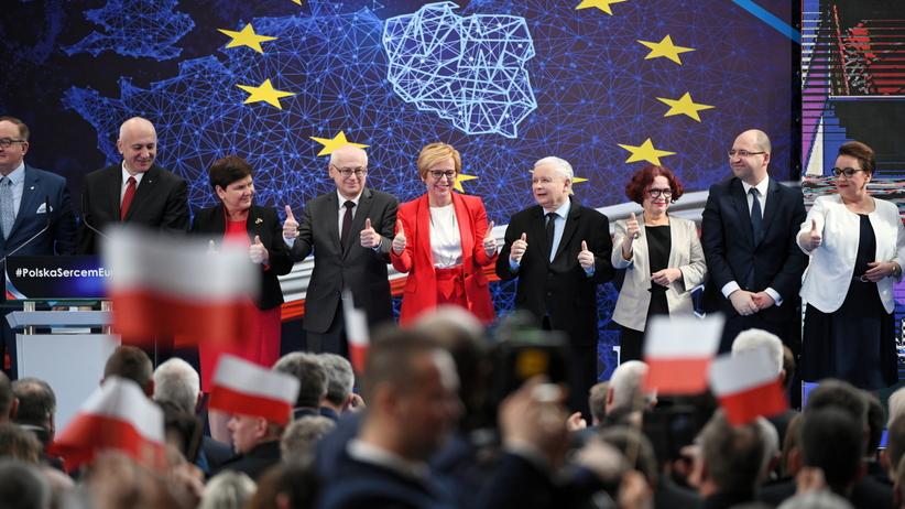 PiS przedstawiło deklarację europejską. Zawiera 12 punktów