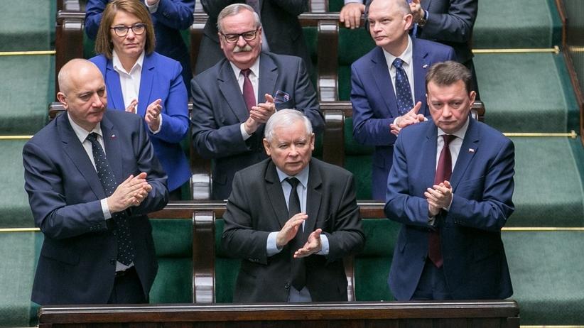 PiS wycofuje się z nowelizacji ustawy o KRS