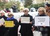 Protesty przed siedzibą PISF. Komentarz ministerstwa kultury