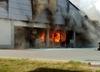 Pożar w Radomsku