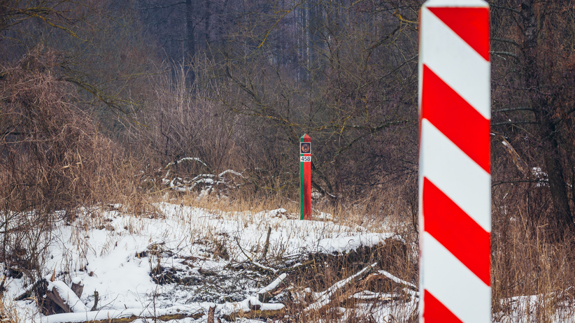 Granica Polsko Białoruska