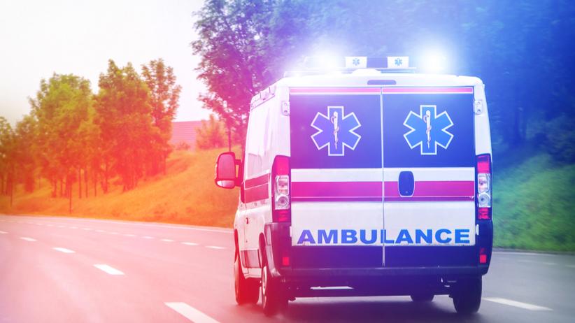 Ojciec i syn zginęli w wypadku. Ich motocykl uderzył w auto