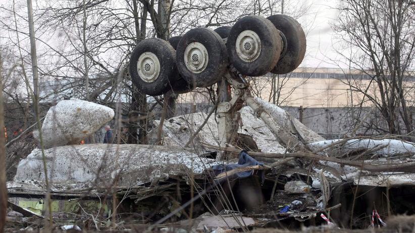 Podkomisja smoleńska: Brytyjski ekspert stwierdził eksplozję w Tu-154