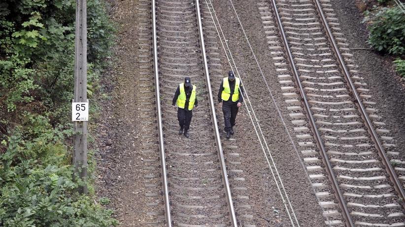 Podlaskie. 60-latek zginął potrącony przez pociąg w Augustowie