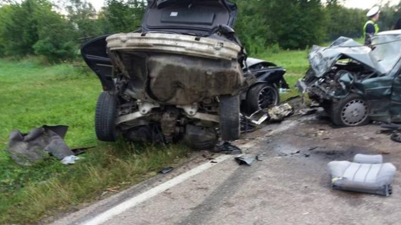 Tragedia koło Augustowa. W wypadku zginęły trzy osoby