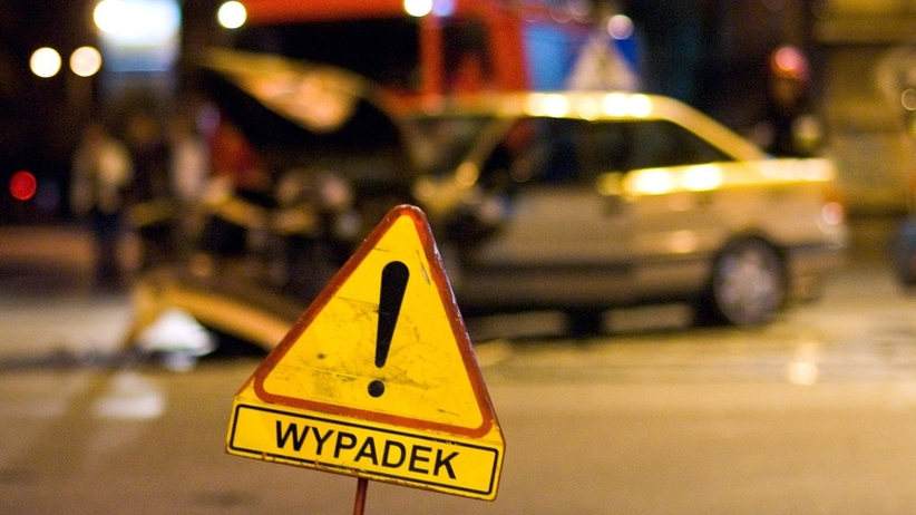 Podlaskie. Śmiertelny wypadek na drodze krajowej nr 19