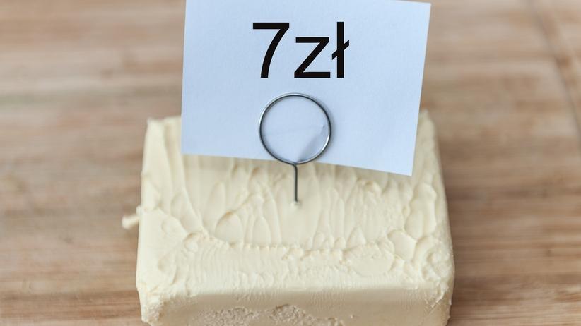 7 złotych za kostkę masła. Kolejna podwyżka