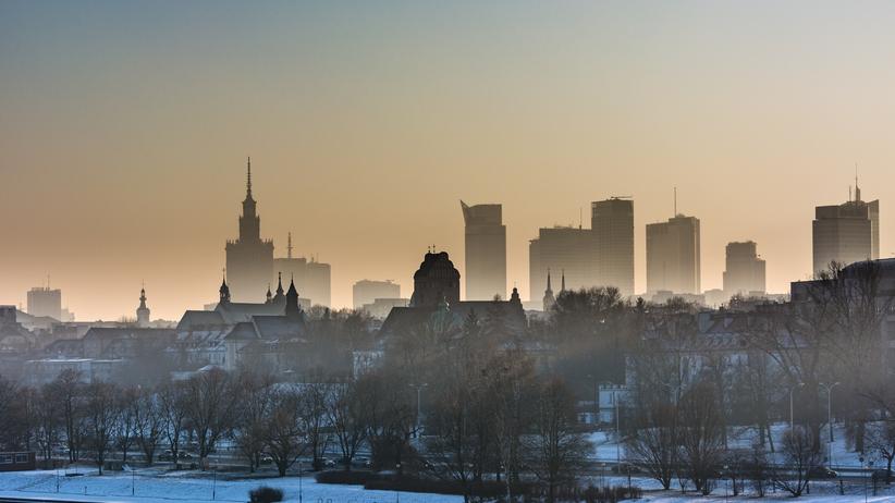 Środa bez większych zmian w pogodzie. Uwaga na smog!