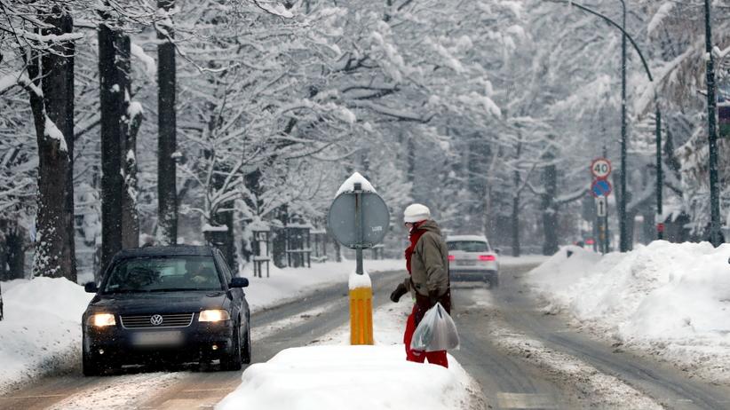 Śnieg i mróz na Boże Narodzenie i sylwestra? Mamy długoterminową prognozę