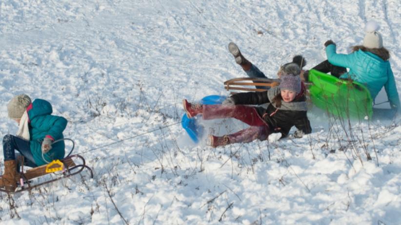 Pogoda na ferie zimowe. Dzieci będą zadowolone!