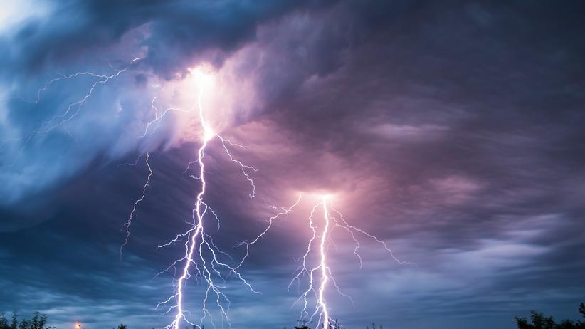 Dalszy ciąg upałów. Uwaga na burze z gradem! Ostrzeżenia IMGW