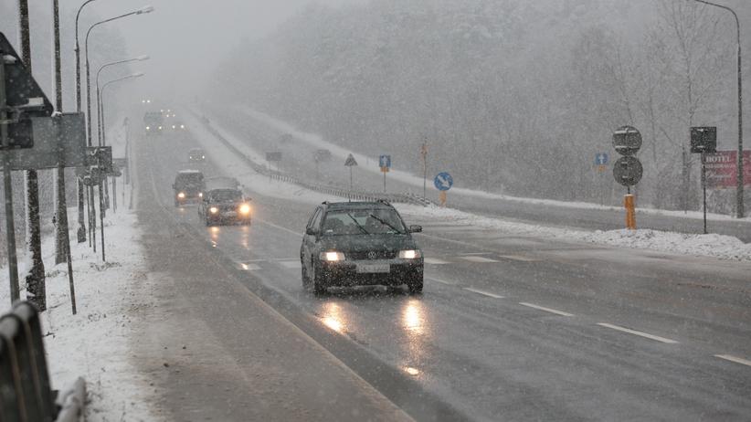 Uwaga, będzie ślisko! Alert pogodowy dla pięciu regionów