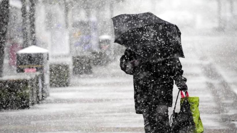 Załamanie pogody. Chmury, deszcz i pierwszy śnieg