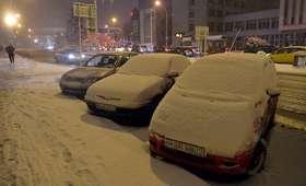 Intensywne opady śniegu i zawieje śnieżne [POGODA]