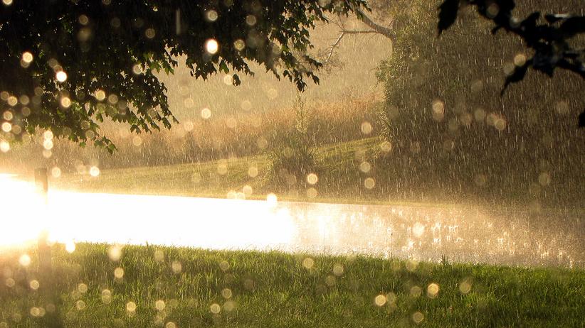 Pogoda na weekend: ciepło i deszczowo