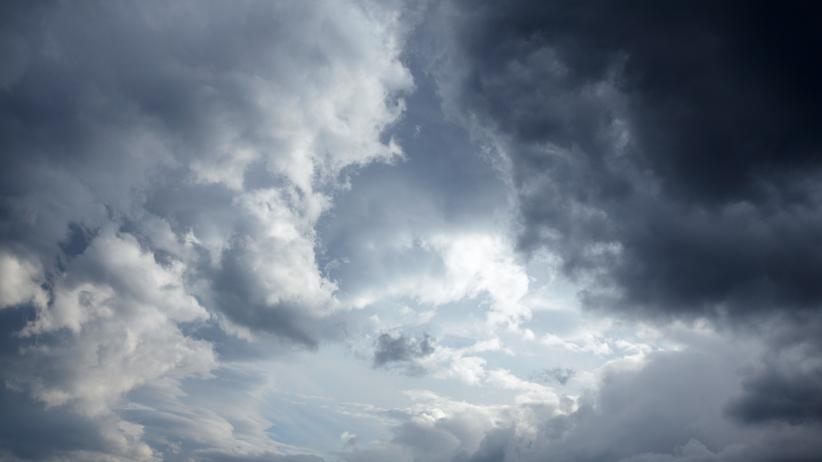 Pogoda na wtorek. Dużo chmur i deszcze
