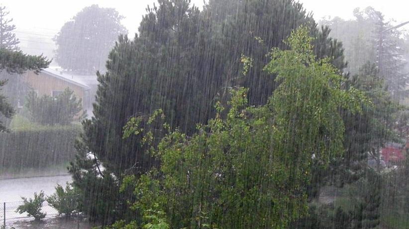 Pogoda na wtorek. Sporo deszczu. W górach śnieg