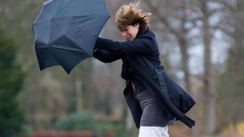 Silny wiatr niemal w całej Polsce! Wydano alerty pogodowe