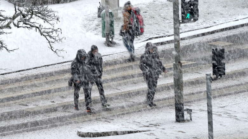 Pogoda we wtorek. Nawet 5 cm śniegu i niska temperatura