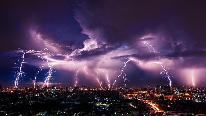 Gdzie jest burza/