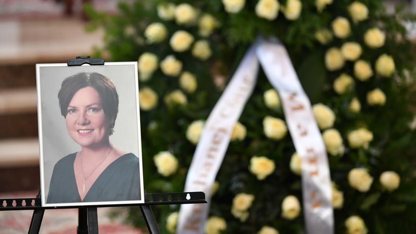 Agnieszka Kotulanka została pochowana pod innym nazwiskiem