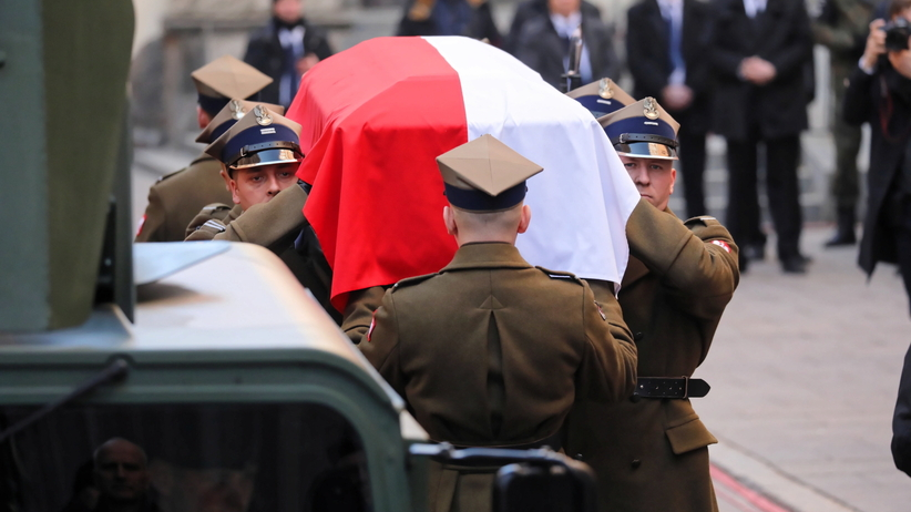 Pogrzeb Jana Olszewskiego. Ważny apel o pojednanie