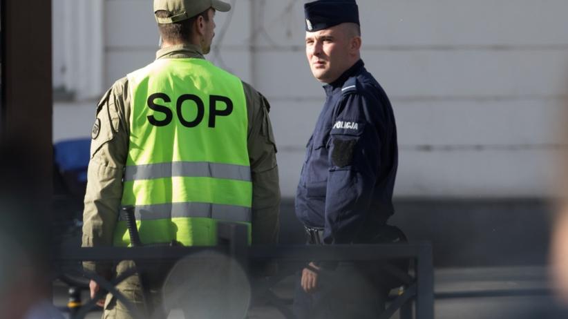 Gdańsk. Pełna mobilizacja służb. Ogłoszono stopień zagrożenia Alpha