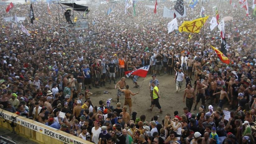 Pol'and'Rock Festival: Strażacy odmówili użycia wody do schłodzenia tłumu. Mocna reakcja Owsiaka
