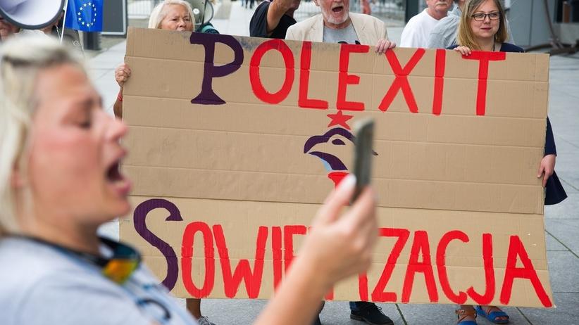 Polexit. Donald Tusk ocenił możliwość wyjścia Polski z Unii Europejskiej