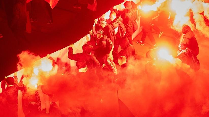 Incydenty podczas Święta Niepodległości. Jest informacja policji