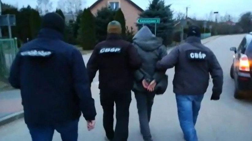 Policja pokazała nagranie z zatrzymania porywaczy 3-letniej Amelki [WIDEO]