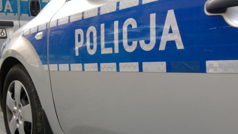 Policyjny pościg za samochodem, który nie zatrzymał się do kontroli w woj. świętokrzyskim