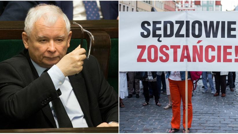 Polityka. Prezes PiS Jarosław Kaczyński o zmianach w Sądzie Najwyższym