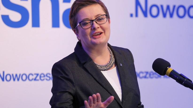 Polityka. Rada Krajowa Nowoczesnej. Katarzyna Lubnauer o kryzysie w jej partii